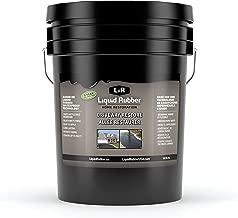 Liquid Rubber Driveway Restore Sealant Easy to Use