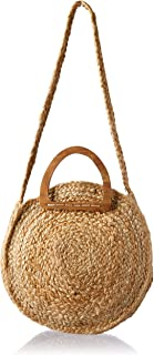 zoda Women's Talulah Handbag Clutches, Beige, One Size