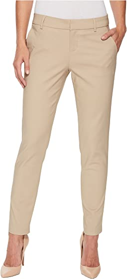 Liverpool - Kelsey Straight Leg Trousers in Rich Tan