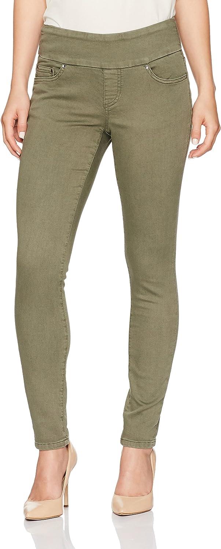 Jag Jeans Women's Petite Nora Skinny bluee