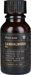 Sandalwood Beard Oil | The Beard Club | Styles & Moisturizes Your Beard | Healthier Facial Hair & Skin
