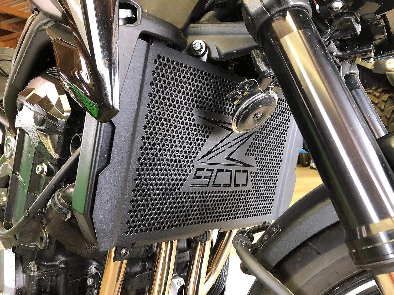 right For Kawasaki Z900 Z 900 2017 2018 2019 (Green) 24 mm left and 1 22 mm Motorbike Handlebar 7//8