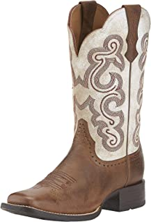 Best white ariat boots Reviews