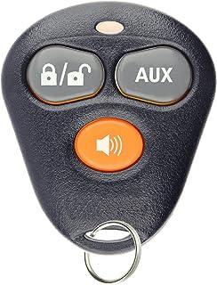 KeylessOption Keyless Entry Remote Starter Car Key Fob Alarm For Aftermarket Viper Automate EZSDEI474V 473V photo