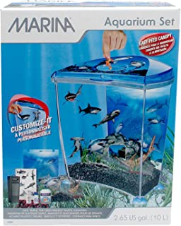 Marina Shark Betta Aquarium Decor