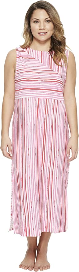 Jockey Striped Long Gown