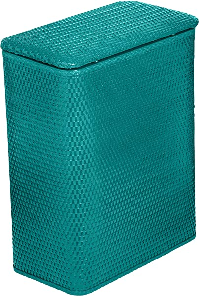 BrylaneHome Chelsea Hamper Turquoise
