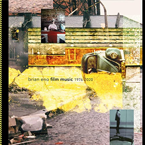 Buy Brian Eno's Film Music 1976-2020 New or Used via Amazon