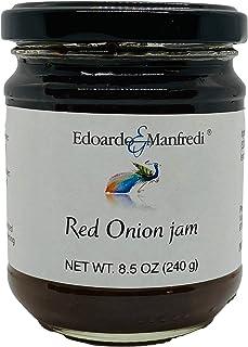 Jelly - Organic Sicilian Jam - Red Onions - 1 Jar 8.5 oz