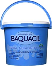 Baquacil 84358 Total Alkalinity Increaser Swimming Pool Chemical, Balancers, Clear
