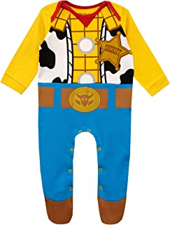 Baby Boys' Toy Story Footie