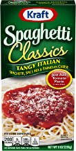 Kraft Tangy Italian Spagetti (8oz Boxes, Pack of 12)