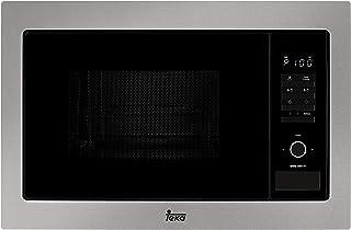 Teka MWE 255 FI Microondas con grill, 1450 W, Otro, Gris y
