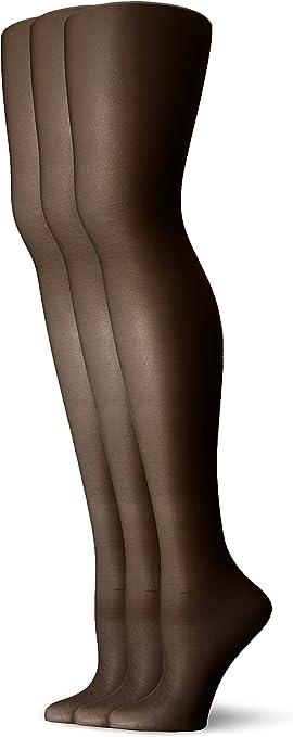leggs sheer energy pantyhose size b Soft Brown 6pk