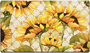 Counter Art 'Sunflowers in Bloom' Anti Fatigue Floor Mat, 30 x 20""