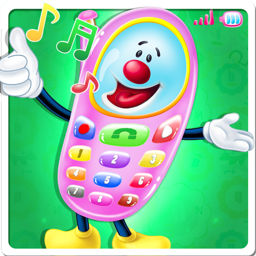 Baby Phone for Kids and Babies Preschool Children Activity Center for Children Free Games