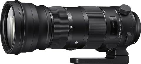 Sigma 740955 - Objetivo para cámara Nikon, 150-600 mm F5-6.3 DG OS HSM (S)