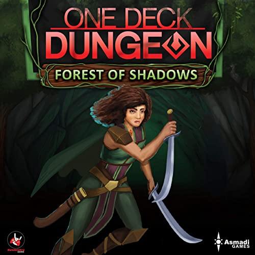One Deck Dungeon: Forest of Shadows (Video Game Soundtrack