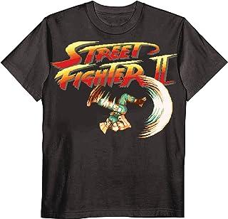 (テラソラル) terasolar ストリートファイターⅡ ガイル Tシャツ