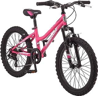 "Mongoose - 20"" Inertia Mountain Bicycle (MTB)- Pink"