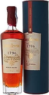 comprar comparacion Ron Oscuro Premium Santa Teresa 1796 añejado con el método de solera – 700ml