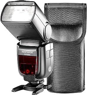 جهاز فلاش سبيدلايت تي تي ال لكاميرا سوني ذات حامل تثبيت فلاش جديد مي برقم دليل 60 واتصال لاسلكي 2.4 جيجا ومتوافق مع كاميرا...