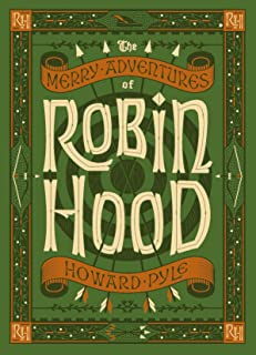 The Merry Adventures Of Robin Hood (Barnes & Noble Leatherbound Children's Classics)