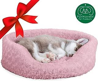 Best pink dog bed medium Reviews