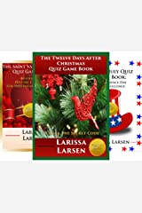 Holiday Quiz Books: Facts And Fun For Kids Of All Ages (7 Book Series) Kindle Edition