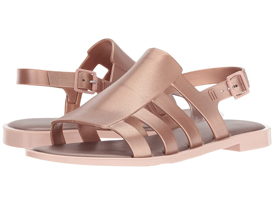 Melissa Shoes Boemia III (Rose Gold) Women