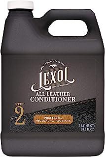 Lexol Leather Deep Conditioner 1 Liter Refill