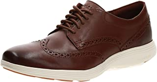 Cole Haan Men's Grand Tour Wing Oxford, Woodbury-Ivory,...