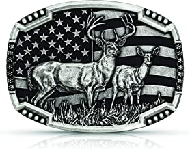 Best deer belt buckle Reviews