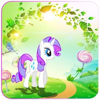 pony candyland adventure