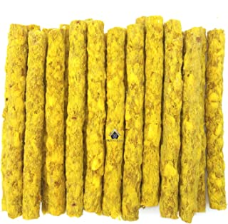MS Pet House Munchy chew Sticks Chicken Flavor 1 kg. Munchies for All Breed Dogs. Dog Snacks.