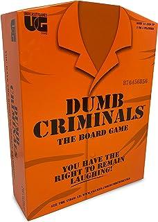 University Games Dumb Criminal Board Game (01442)