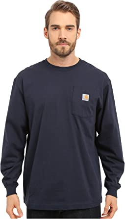 Carhartt - Workwear Pocket L/S Tee (3XL/4XL)