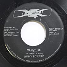 Jimmy Edward 45 RPM Memories / If You Need Me