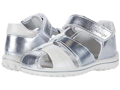 Primigi Kids 53655 (Infant/Toddler) (Silver) Girl
