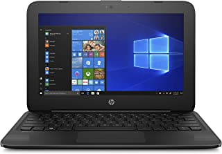 Notebook HP Intel Celeron 4GB DDR4 32GB SSD Windows 10 Tela 11.6 – Preto