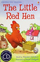 The Little Red Hen First Reading Level 3 BK & CD
