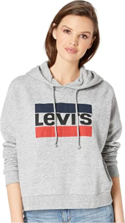 bdee18ea3dbe Womens pull string long sleeved hoodie jumper | Shipped Free at Zappos