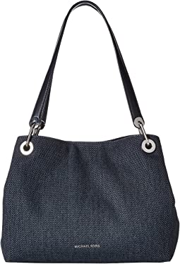 Raven Large Shoulder Tote