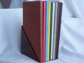 GWEN FROSTIC BOXED COLLECTION OF POEMS (9 DIFFERENT VOLUMES OF FROSTIC POETRY)