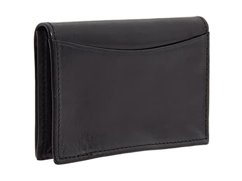 para Old negro de Leather cuero reforzado Bosca tarjetas Estuche Collection BICqdCw