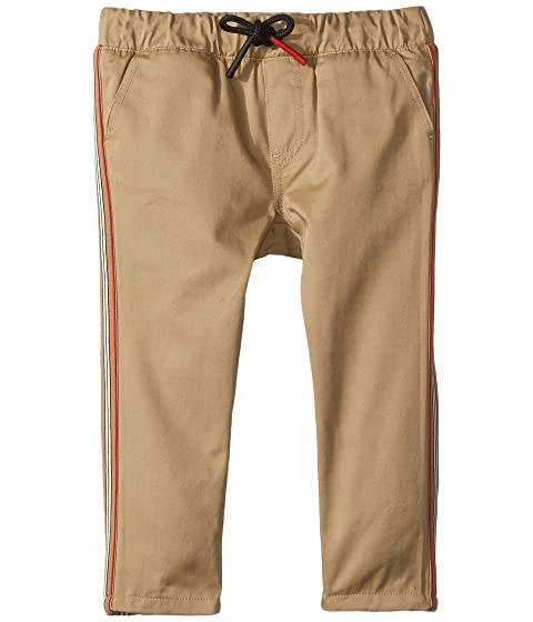 Burberry Kids Curran Icon Stripe Trousers (Infant/Toddler)