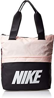 Nike Womens Tote Bag, Washed Coral/Grey - NKBA6015