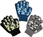 Zelda Matilda Magic Knit Kids Stretch Gloves