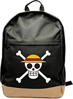 One Piece Sac à Dos Logo Des Pirates Au Chapeau de Paille , taille unique