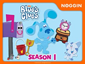 Blue's Clues Season 1